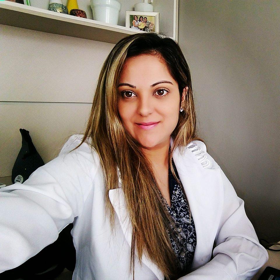Nutricionista Luciana Machado