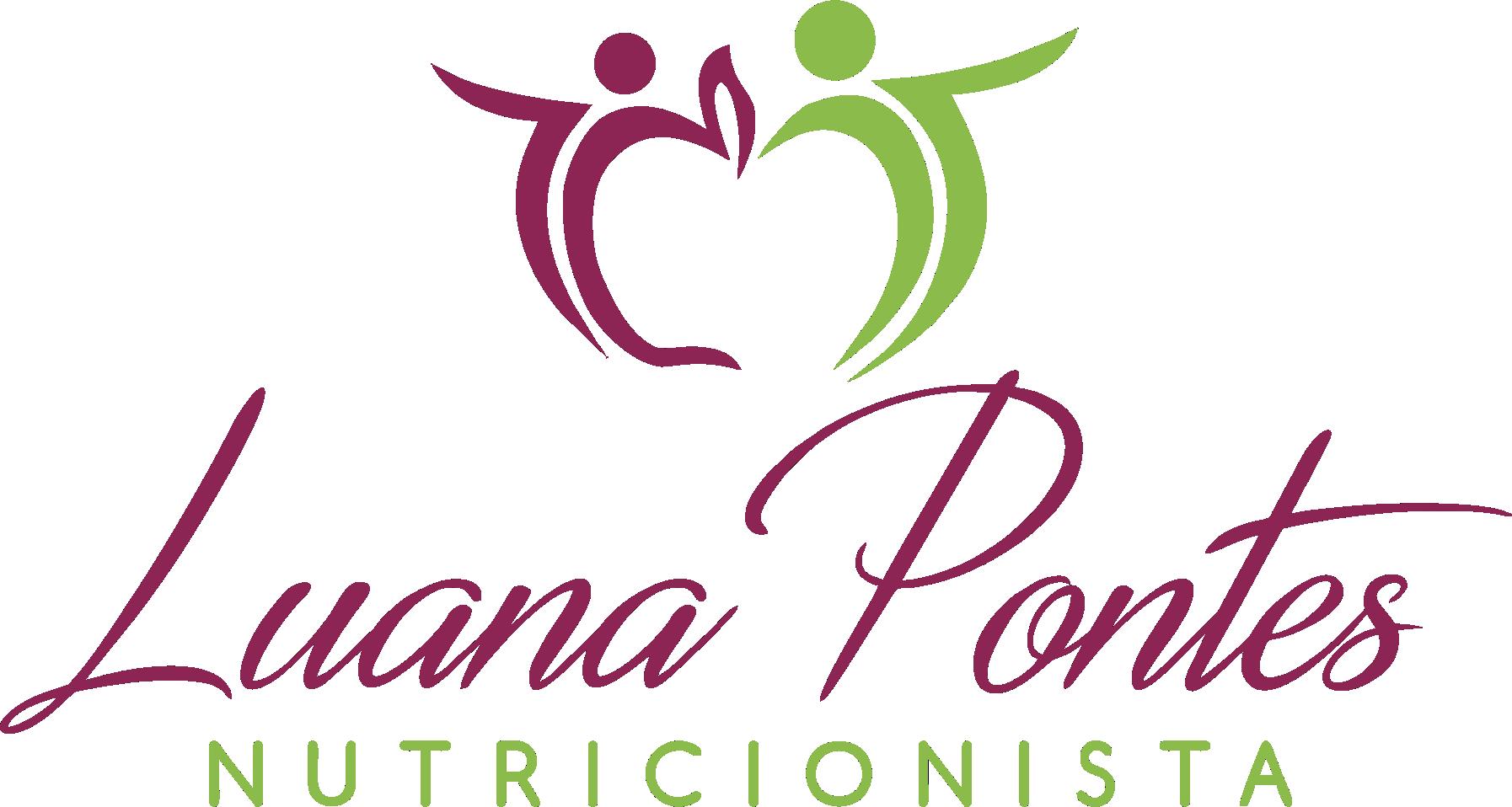 Logotipo Luana Pontes