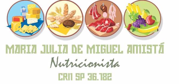Logotipo Maria Julia de Miguel Amistá