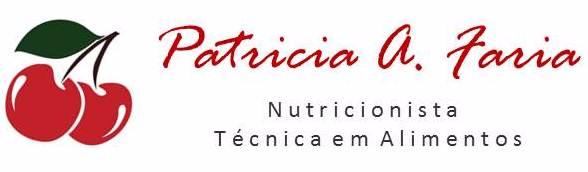 Logotipo Patricia de Aguiar Faria