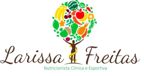 Logotipo Larissa Lopes de Freitas