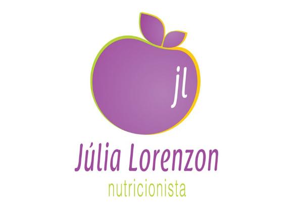 Logotipo Júlia Lorenzon