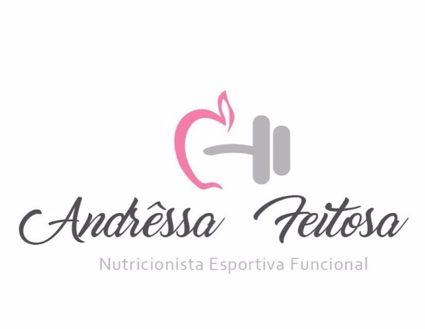Logotipo Andrêssa Feitosa
