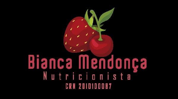Logotipo Bianca Vieira F. Mendonça