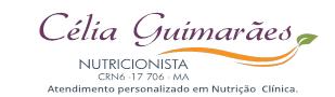 Logotipo Dra. Célia Guimarães (Nutricionista)