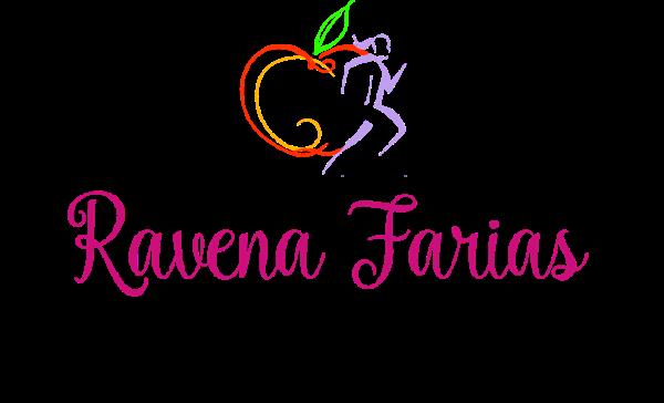 Logotipo Ravena Farias