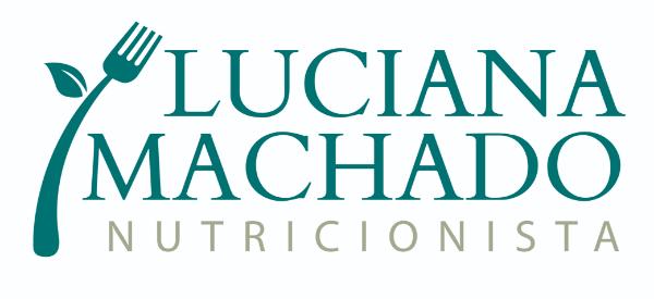 Logotipo Nutricionista Luciana Machado