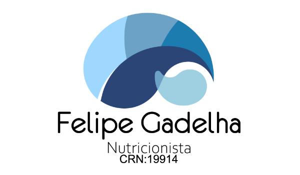 Logotipo Felipe Gadêlha Santiago