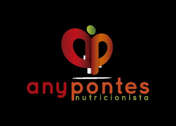 Logotipo Any Pontes