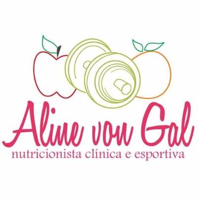 Logotipo Aline von Gal