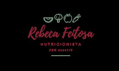 Logotipo Rebeca Feitosa