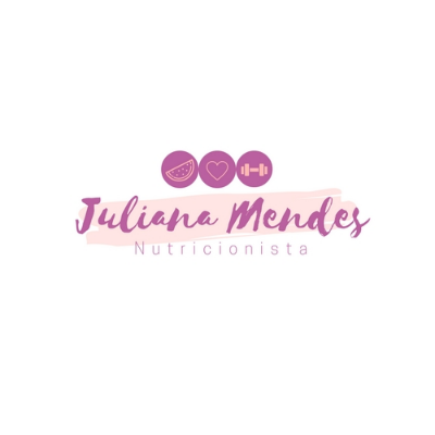 Logotipo Juliana Mendes