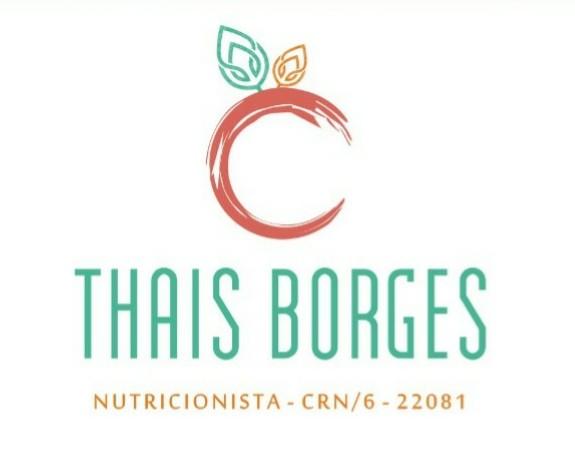 Logotipo Thais Borges