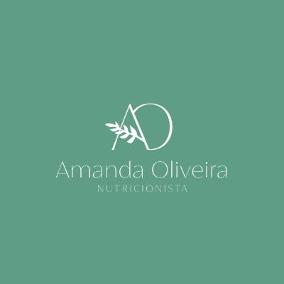 Logotipo Amanda Oliveira Ferreira